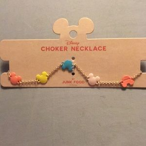 Disney by Junk Food Choker Necklace